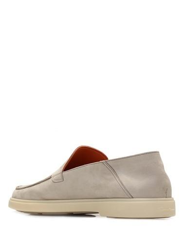 Santoni Ayakkabı Bej